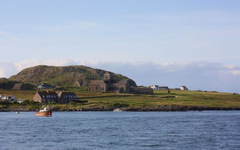 The Island of Iona offers a Spiritual Experience