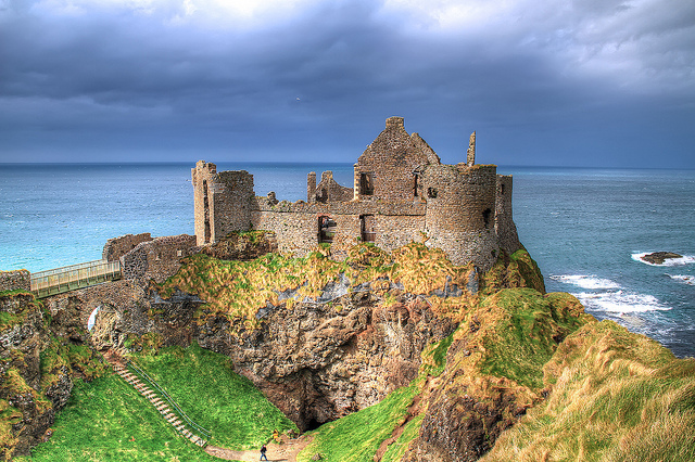 Discover the Magic of Dunluce Castle Ireland