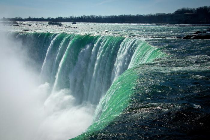 Horseshoe Falls via